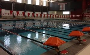 Northview's swimming pool.