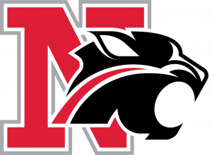 Northview N with Black Mascot - Grey Outline - Transparent