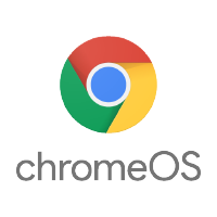 Chrome's beachball symbol.