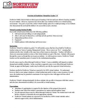 Northview Virtual Overview (Grades 7-8) thumbnail